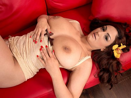 Sandra Milka - Solo Big Tits video