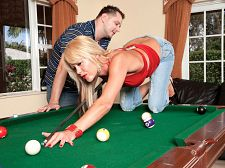 Jenny's on-cue for dick. Jenny's on-cue for penish cute fake boobs with a tattoo. Meaty vagina. Pierced clit. Yes, the all-American girl is being redefined right here, and don't you love it  I do, said Jenny Hamilton, a 42-year-old divorcee from Nevada. Men are always surprised when they see the jewelry on my vagina because even though I took them home and started suc their penishs 10 minutes after I met them, they still have this old-fashioned idea about me.  An idea that, in Jenny's mind, she reinforces.  Old-fashioned women took care of their men, she said. I definitely do that, even if it's with a lot of different men!  And here she is again, smashing, once and for all, the traditional vision of the all-American girl. Does the all-American girl blow a total stranger's penish  This one does! Jenny says.  Does the all-American girl fuck on camera  This one does, Jenny said.  Of course, all-American girls do walk into pool halls and make heads turn.  It's what I do on the pool table that makes me special, she said.See More of Jenny Hamilton at GRANNYGETSAFACIAL.COM!