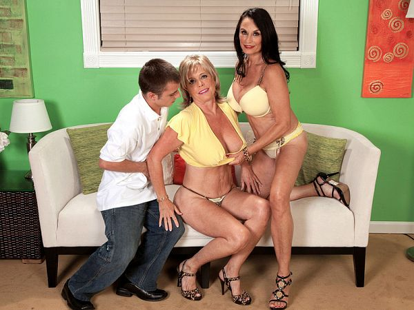 Lexi, 64, Rita, 61, a double-donger and a 20-year-old