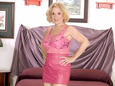 50something cee cee loves young tool. 50something Cee Cee loves young cock Cee Cee, a 56-year-old wife, gives us a point-of-view lesson in how to please an older woman. Of course, she also gives a lesson in how an older woman pleases her young stud. He's 30 years younger than Cee Cee, which means he's young enough to be her son.   Notice how pretty Cee Cee is at jacking this lucky guy's cock. Notice how rhythmic her cock-riding is. That's because she's had plenty of practice. In this scene, you get to learn something...and jack, too!  Cee Cee is from Canada. She's 5'2 and has C-cup tits. Even though she's in her 50s, she wears thong panties. charming for her! She once sucked off her hubby in a club in France while a lot of people watched.  It was fun, Cee Cee said. It got me ready for this. See More of Cee Cee at GRANNYLOVESYOUNGCOCK.COM!