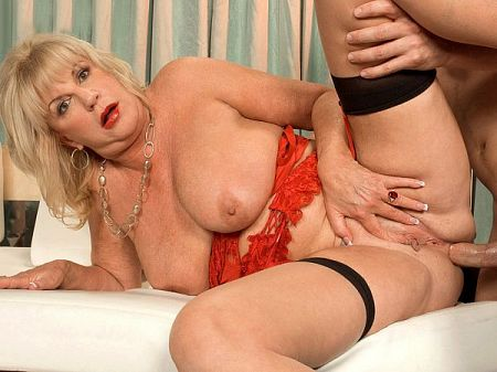 Young cock for Anneke's asshole