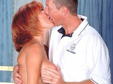 April is a dick-hungry milf. April is a tool-hungry MILF April is a 42-year-old MILF from Sarasota, Florida. She likes to oil up her great, fake breasts before cock gulp tool.  Guys love great breasts, and guys love to see a great-titted woman playing with her breasts, she explained. Since I don't like cock gulp a soft tool, oiling up my breasts is the best way to get a guy rough before he sticks his tool in my mouth.  Sounds pleasant to us. Of course, April's pussy gets plenty of loving in this scene, too. Enjoy.See More of April at BUSTYOLDSLUTS.COM!