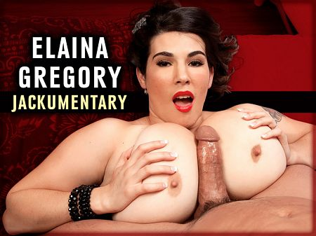 Elaina Gregory - XXX BBW video