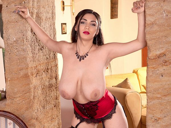 Alexya - Solo Big Tits video