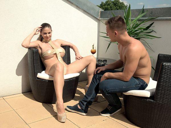 Cathy Heaven - XXX Big Tits video