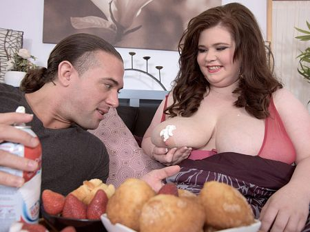 Savana Blue - XXX BBW video