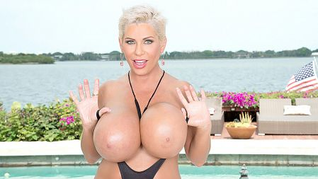Claudia Marie - Solo Big Tits video