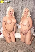 Vikki Vaughn - Girl Girl Granny photos