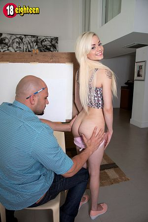 Elsa Jean - XXX Teen photos