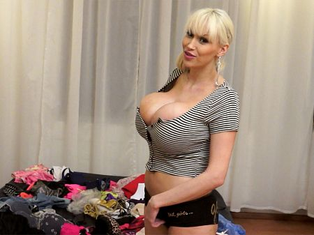 Sandra Star - Behind The Scenes Big Tits video