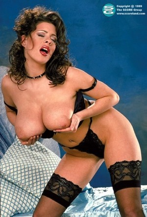 Linsey Dawn McKenzie Voluptuous Dressing Room