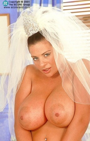 Linsey Dawn McKenzie January 2001 Voluptuous