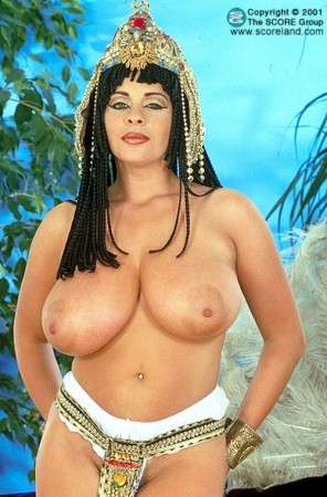 Linsey Dawn McKenzie May 2001 Voluptuous