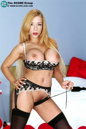 Lolly Topps -  Big Tits photos