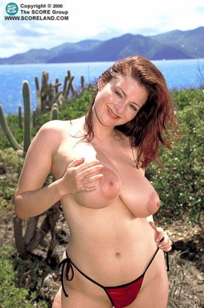 Lorna Morgan Boob Cruise 2000