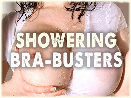 Showering Bra-busters