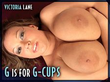 Victoria lane - g is for g-cups. G Is For G-cups In a shoulda world, Kansas-born Victoria Lane should have modeled for much longer than she did. She had the perfect, 42-32-42 curvy body, a appealing and horny face and a large personality, both off-camera and on. Victoria took to showing off very quickly as this double-feature from the SCORE Archives proves. Maybe Victoria picked up some ideas from watching adult videos at home. I love to use a dildo and a vibrating dildo at the same time when I watch porn, said Victoria. First, a bedroom show and then she's a sex education teacher who tosses her students out of her classroom after catching them doodling sex drawings. Now she can get some serious desk time in and do her own doodling. See More of Victoria Lane at SCORELAND.COM!