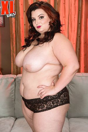Lucy Lenore - Solo BBW photos