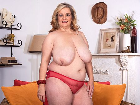 Cami Cooper - Solo BBW video
