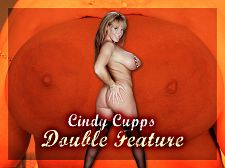 Cindy cupps - cindy cupps double feature. Cindy Cupps Double Feature Before she retired from modeling and dancing, Cindy Cupps used to be a lap dancer at Cheetah's III, a Pompano Beach, Florida club. I've met a few lap-danceaholics, Cindy remembered. There are guys who go every day. They're there every single day, for hours at a time for months. Then they'll disappear for a month and then come back. It's a fantasy land. They have sweet girls paying attention to them, they can pick whoever they want and that girl is going to give them their undivided attention. Guys love that attention.Cindy never had any interest in getting tats and her only body art was jewelry in her navel. I don't like tattoos. I think they're silly. Some people go overboard with them. I was never that kind of person. Maybe a small one on the ankle might be all right. I see girls that have them all down their backs. What's going to happen twenty years down the road when their skin is not as firm as it is now They're going to look horrible. And my only piercing is my navel.When it comes to girls with huge boobs and huge areolae, Cindy Cupps must rate among the elite. In this double feature, Cindy shows why.  See More of Cindy Cupps at SCORELAND.COM!