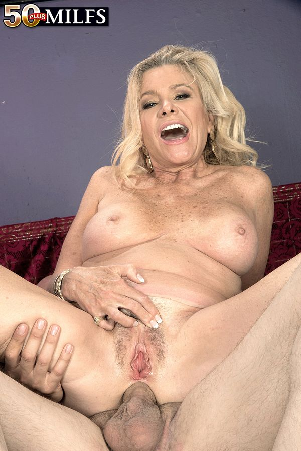 50 Plus MILFs - For starters, ball-sucking, a rim job and ...