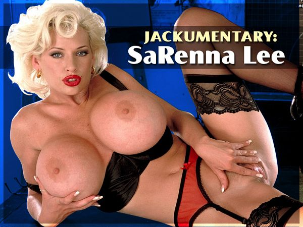 SaRenna Lee - Behind The Scenes Big Tits video