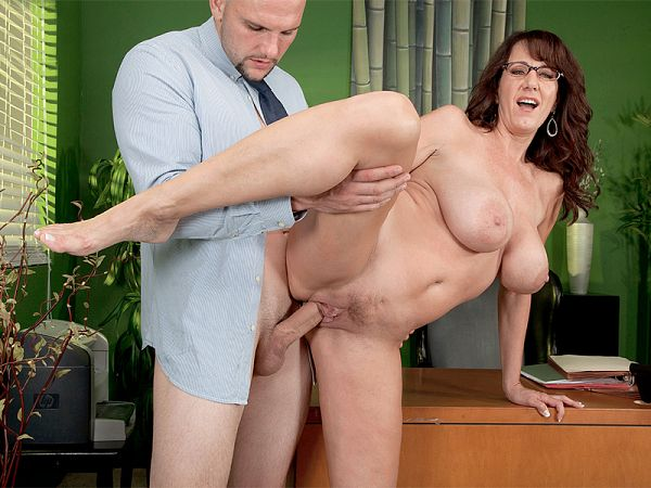 Cassie Cougar - Secretary's Lunch Hourvideo