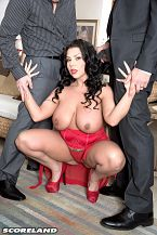 Sheridan love - first threesome. First Threesome Two mob