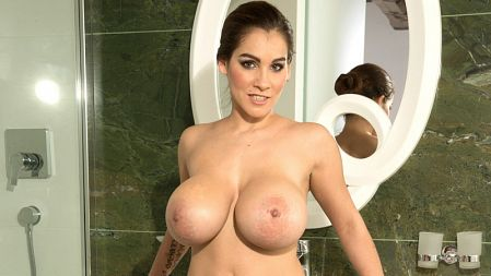 Mischel Lee - Solo Big Tits video