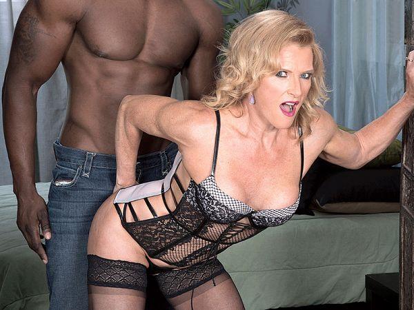 Amanda Verhooks, black cock ass slut