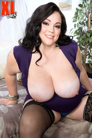 Charlotte Angel - Solo BBW photos