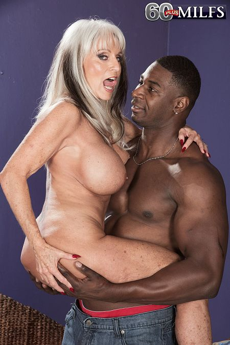 Sally takes on Jax Black's big cock