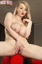 Micky Bells - Solo Big Tits photos