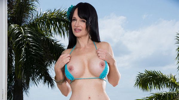 Angie's extreme bikini and extreme toys