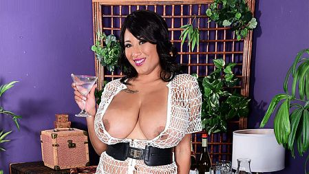 Danni Lynne - Solo Big Tits video