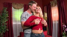 Holly stretches sweaters & dicks. Holly Stretches Sweaters & Dicks There had only been one dick in Holly Halston's well-have sexual intercourseed, tight vagina for over ten years--the dick of her husband Troy. Holly and Troy decided to let SCORE studs have a go at her for the first time in her porn career. After the success of the DVD My Wife Your Meat, a movie that marked the first time Holly opened for the poles of other men in her MILF cunt and deeply drilled asshole, Holly decided to keep the momentum going and have sexual intercourse other porn performers.   In this scene, Holly tries on the tightest top to make her breasts look spectacular. Her breasts look so hot that her have sexual intercourse partner of the day can't wait to slam her into the next room. And he does. This scene is on DVD in Sweater Stretchers. great breasts. A tight sweater. An excellent nasty hardcore slut with a filthy mouth and glamour girl looks. Hot porn sex. What more do you needSee More of Holly Halston at PORNMEGALOAD.COM!