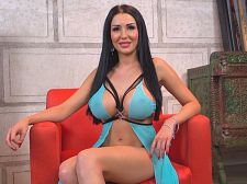 Tit chat. Tit Chat I've gotten bigger tits since I was last at SCORE but I'm still me, said Patty, who's a fit and trim super sex-bomb and all-around traffic-stopper. In this chat video, Patty is lively and exuberant and if you enjoy hearing the girls speak in their native languages, this video will have an extra kick.   So here we have a hottie from Slovakia living in Austria being photographed in Prague by an English-speaking German SCORE photographer who was inspired after filming models during Boob Cruise 1997.   Patty's replies are translated into English by another girl from Slovakia. It can get multi-national around here but that's how SCORE can photograph so many girls from different cultures and nationalities. See More of Patty Michova at SCORELAND.COM!