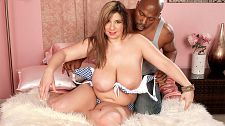 Alix lakehurst's bbc report. Alix Lakehurst's BBC Report Alix Lakehurst is matched up with her favorite thing. BBC. Alix talks about how much she loves BBC, pulling an enormous hooter out of her halter top.   Alix's BBC date is going to like her, too. More to squeeze and penetrate. When he arrives, they get right down to the action because Alix is horny and worked up. He gets to cock cock sucking her nipples, skipping the small talk. They both share the nipple. She sucks his finger as a prelude to cock cock sucking him off.   When Alix gets to blowing his shaft and playing with his balls, she worships it like an idol, totally enraptured. She takes as much BBC down her throat as she can. No head-sucker is Alix. She goes way, way down. When it's time to fuck, she gets one of the strongest bangs we've seen Alix take. See More of Alix Lakehurst at PORNMEGALOAD.COM!