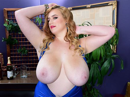 Mya Blair - Solo BBW video