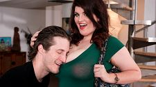 How to iscore/i with exciting girls. How To SCORE With lusty Girls How to SCORE with lusty girls We recommend that you call yourself an art collector like this guy Brick. You don't need to wear a beret and a fake goatee. When Dulcinea rents a house from him, he winds up scoring this foxy fox. Well, the busty brunette is very statuesque and a real piece of living art herself.  SCORELAND: So Dulcinea, do you like a lot of breast sex We think so. What are your favorite tit-have intercourse positions  Dulcinea: Tit sex is like my signature move! And I've met so many men that have never done it, which blows my mind. I'm always like, Okay, you're going to want to sit down for this... and then I absolutely rock their world! My favorite position is on my knees with their cock between my boobs. That way, when they cum, it shoots up all over my face! One of the guys I was with at SCORELAND had never been have sexual intercourse by boobs. It sounds redundant, but there is a definite distinction between have intercourse a girl's boobs and getting have sexual intercourse by a girl's boobs. So, we're shooting and I start stroking his penish with my boobs and he went crazy. I think we got some large POV footage of me on my knees dirty talking, too! And lately I've met so many guys that were in the same boat. Well, not now of course. My other favorite position is when the guy straddles me and I can have intercourse his cock with my boobs lying down. And again, I can take a huge load right on my pleasant face.  SCORELAND: Do you watch adult videos at home What kind do you like  Dulcinea: All the time. And you might think that's an exaggeration, but I have a porn website app on my phone, which makes for another large pickup line, by the way. I really like watching scenes with gratuitous cunt eating. I'm talking camera close-ups, tongue flicking, squirting all over his face...the works! I also love watching real orgasms. Anything where the girl is going out of her mind is incredible t