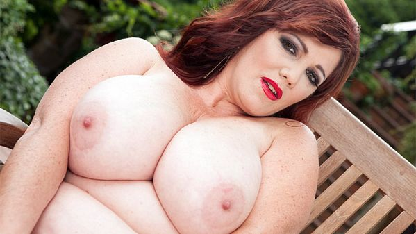 Roxee Robinson Red Hair, Ivory Skin