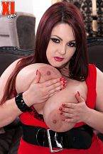 New curves, more bodacious. Ann Calis was a SCORELAND Girl in 2014. Now she's back and making her debut at XL Girls.   I like to wear libidinous clothes that make guys look at me, Ann said, with the assistance of our translator. That's easy for Ann, a girl who makes people whip their heads around to check out her cushiony curves, whether she's orgasm or going.  People say to me I have a good body and good and large boobs. I like that because this is everything that means 'woman.' I get many compliments that I have a very beautiful and beautiful face. I do not like to get remarks from mean guys. I also have guys tell me wherever I go that I have very large, beautiful boobs.  I like to think I am open-minded about everything. So this could be the best thing about my personality. Physically, I feel my face and my large boobs are my best features. See More of Ann Calis at XLGIRLS.COM!