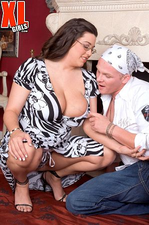 Dallas Dixon - XXX BBW photos
