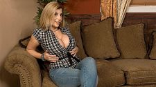 This is your cock between sara jay's big tits. This Is Your cock Between Sara Jay's big breasts Sara Jay loves cock. Correction. Sara Jay have intercourse LOVES COCK.   Sara Jay has the lube and the tits. You bring the cock. She squeezes out every last drop of cumshot and lets it sit on her tits like icing. You gotta love a girl who travels with her own lube.   I got straight A's and graduated early from high school, Sara Jay told us in an interview. I was well behaved. Never got into any trouble. Never had sex. I did pass out a lot of cock gulp jobs to friends, though. I was a virgin in that I didn't have intercourse. My vagina was a virgin, but my mouth wasn't.   I found out that all of them didn't know I sucked everybody's dick. They didn't tell each other, then, one of the guys said to me, 'I just found out you sucked Keith's dick and Matt's dick.' Each guy thought I was just gulp his dick, which couldn't have been further from the truth.See More of Sara Jay at PORNMEGALOAD.COM!