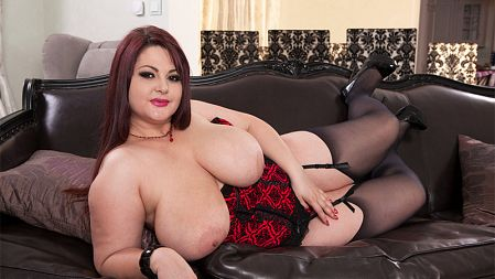 Ann Calis - Solo BBW video