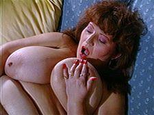 Ildiko's breasts & vagina show. Ildiko's natural tits & pussy