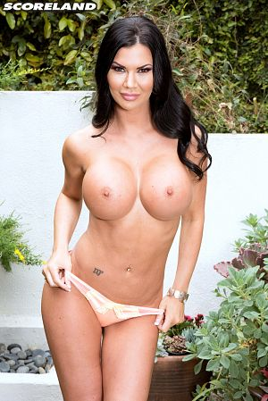 Jasmine Jae - Solo Big Tits photos