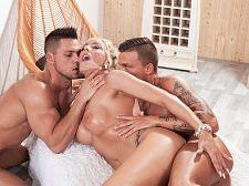 Lana's spa day DP