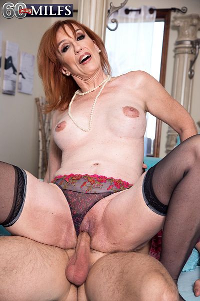 Diamond Red - XXX Granny photos