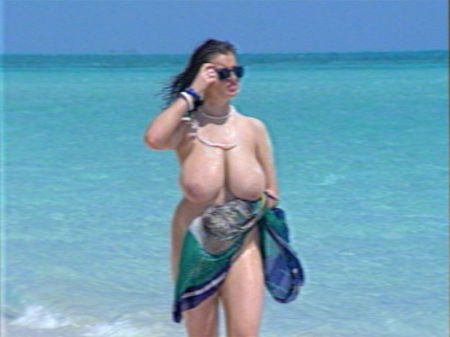 Lisa Phillips - Solo Big Tits video